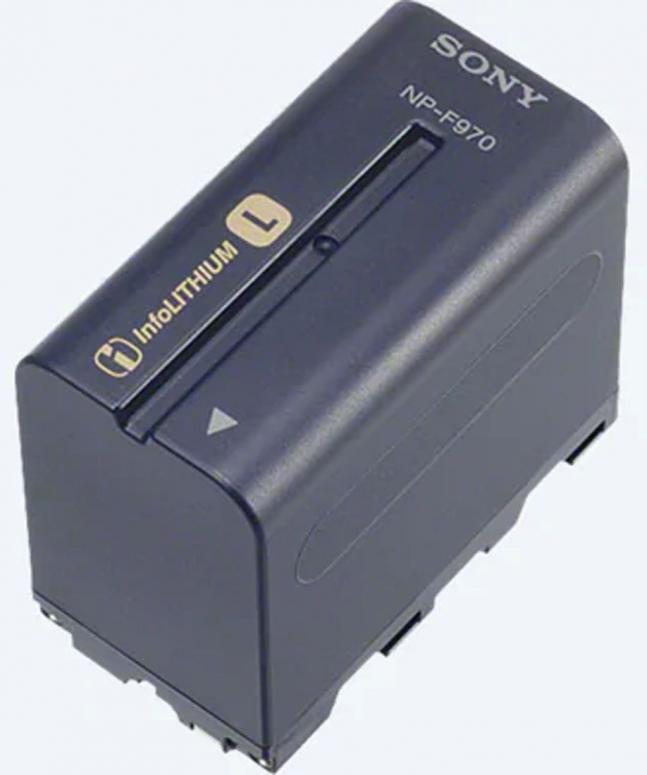 Sony NP-F970A2 Akku