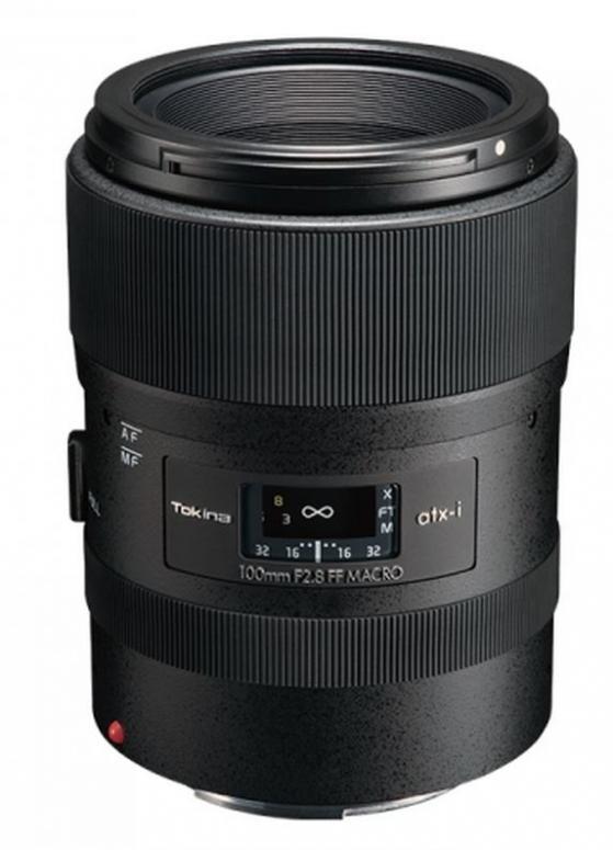 Tokina AT-Xi 100mm F2.8 Canon