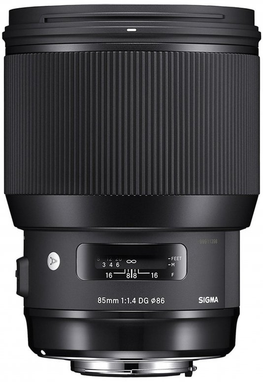 Sigma 85mm f1,4 DG HSM Art Nikon