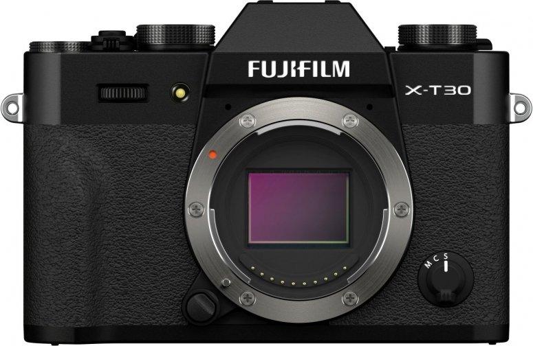 Fujifilm X-T30 II Gehäuse schwarz