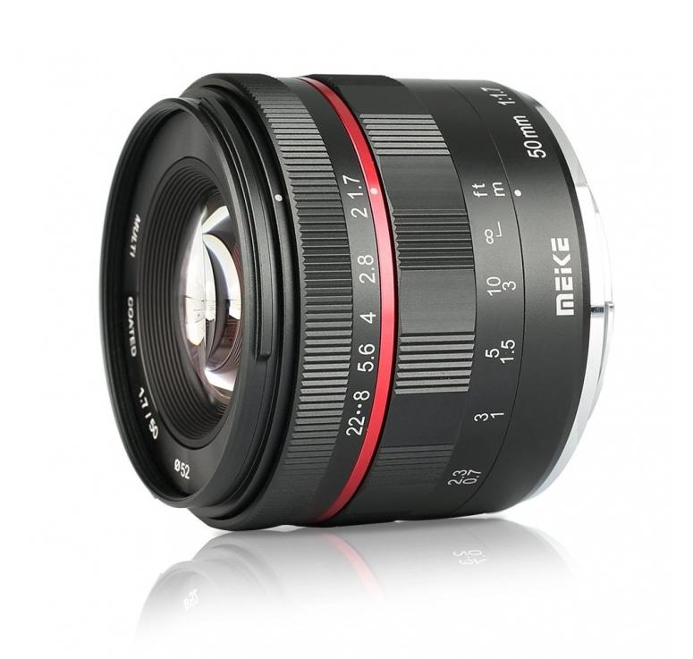 Meike 50mm f1,7 Nikon Z