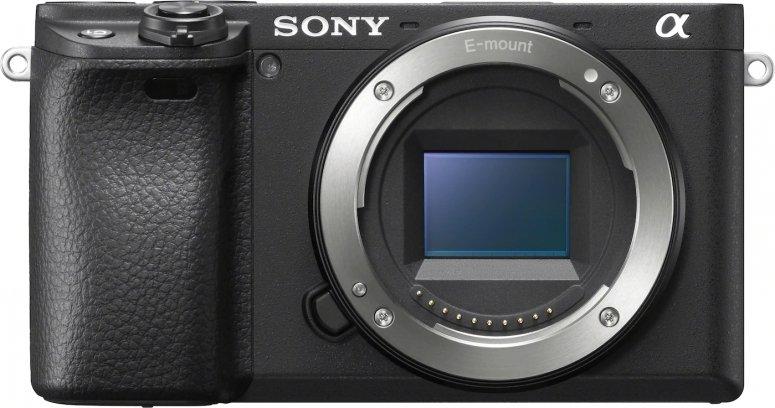Sony Alpha ILCE-6400 Gehäuse schwarz