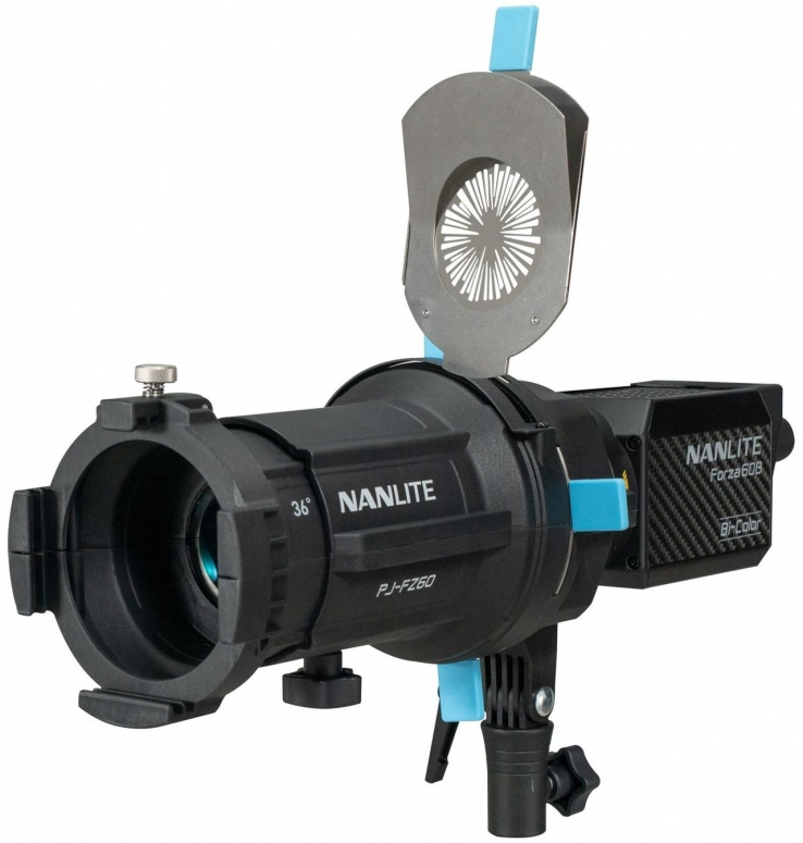 NANLITE Projektionsvorsatz PJ-FZ60-36 für Forza 60