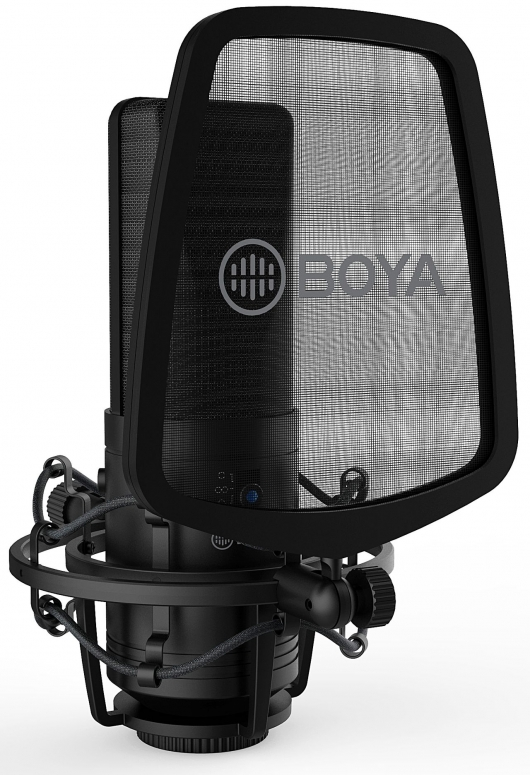 Boya BY-M1000 Kondensor Studioaufnahme-Mikrofon