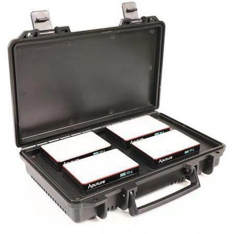 Aputure MC 4-Light Travel Kit (AP-AL-MC-4LTK)