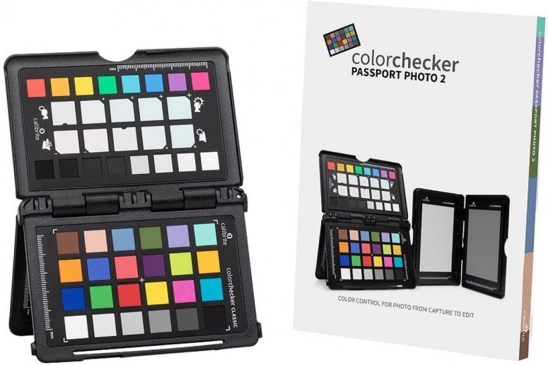 Calibrite ColorChecker Passport Photo 2