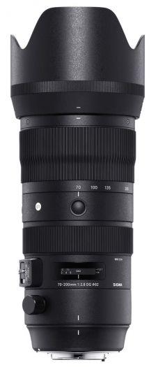 Sigma 70-200mm 2.8 DG OS HSM Sports Nikon