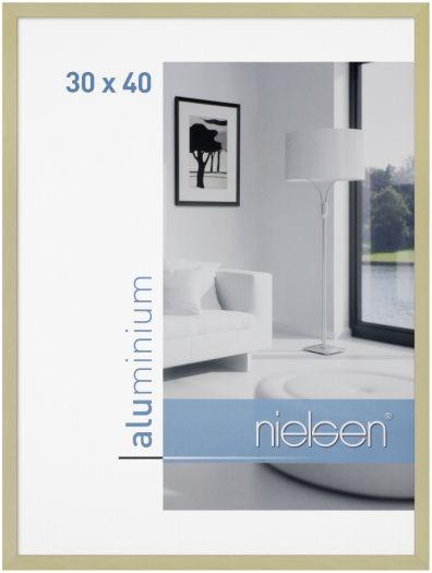 Nielsen Bilderrahmen C2 30x40 cm 63065 gold/Struktur