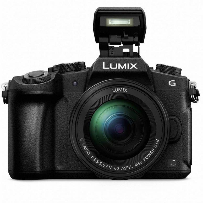 Panasonic Lumix DMC-G81 + H-FS 12-60mm f3,5-5,6 OIS