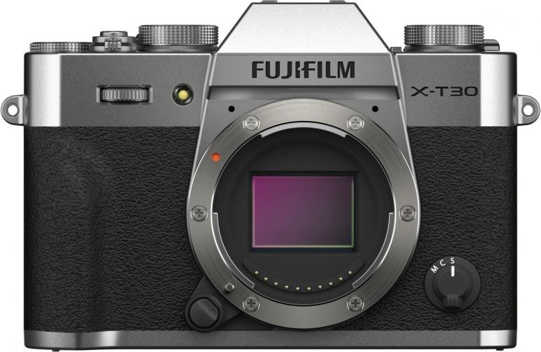 Fujifilm X-T30 II Gehäuse silber