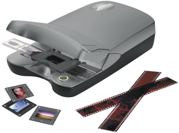 Reflecta CrystalScan 7200 Filmscanner + Digital ICE