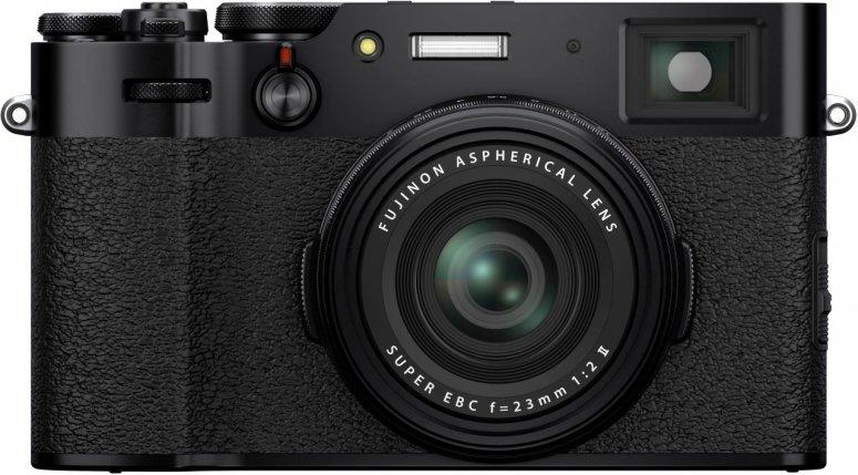 Fujifilm X100V schwarz