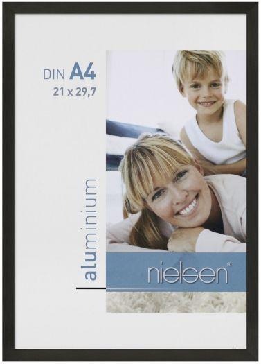 Nielsen Metallrahmen C2 21x30 cm schwarz 62153