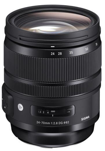 Sigma 24-70mm f2,8 DG OS HSM (A) Nikon