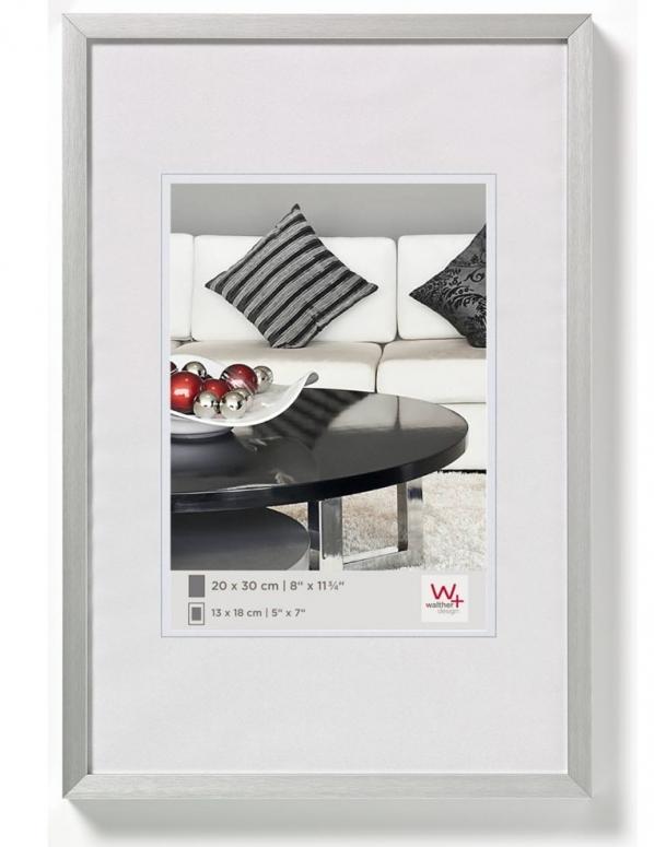 Walther Alurahmen Chair AJ342S 29,7x42cm silber