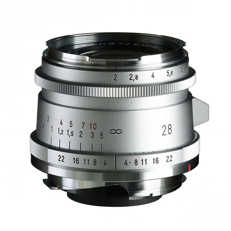 Voigtländer Ultron 2,0/28 mm Type II VM asphärisch, silber Leica M