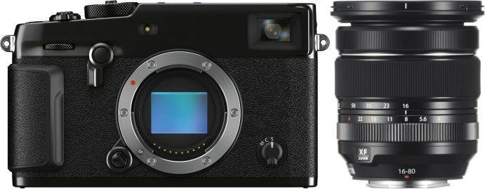 Fujifilm X-Pro3 Gehäuse + XF 16-80mm F4 R OIS WR