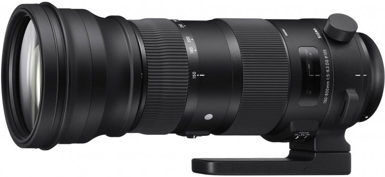 Sigma 150-600mm 1:5-6,3 DG OS HSM (S) Canon