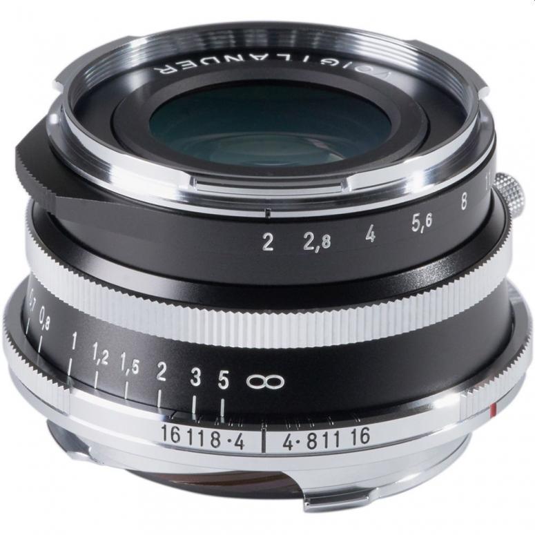 Voigtländer Ultron 35mm f2,0 asph. schwarz