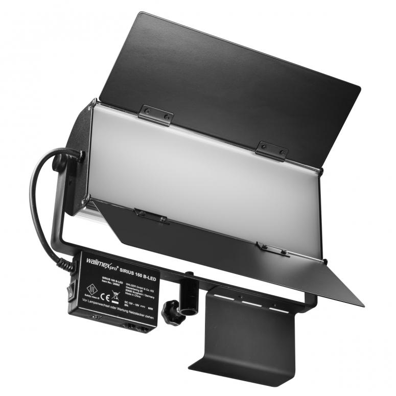 Walimex pro LED Sirius 160 Bi Color 20892