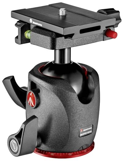 Manfrotto MHXPRO-BHQ6 XPRO Kugelkopf mit Top Lock