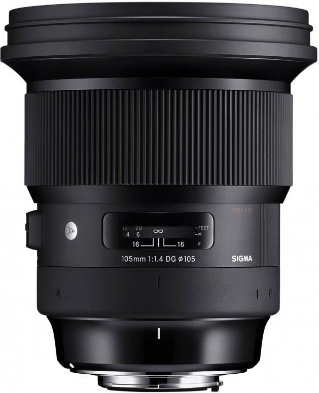 Sigma 105mm f1,4 DG HSM Canon
