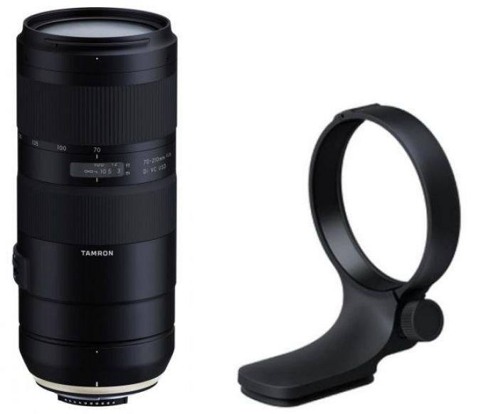 Tamron 70-210mm F4,0 VC USD Canon + Stativschelle