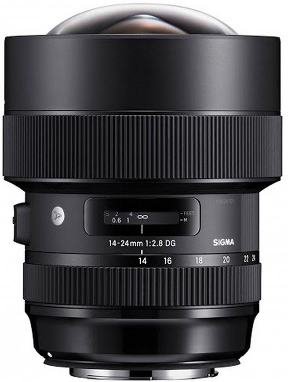 Sigma 14-24mm f2,8 DG HSM Art Canon