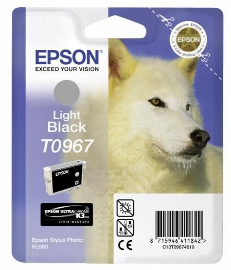 Epson Tinte Light Black T0967