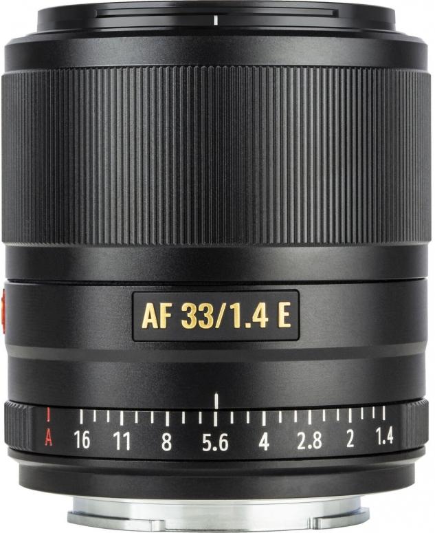Viltrox 33mm f1,4 AF Sony E-Mount APS-C