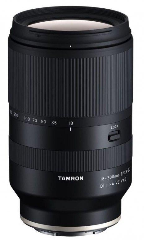 Tamron 18-300mm f3,5-6,3 Di III-A VC VXD Sony E-Mount