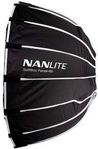 NANLITE SB-FZ60 für Forza 60 Parabol-Softbox