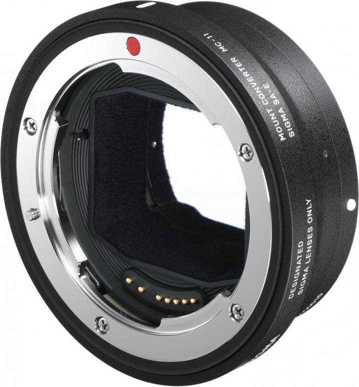 Sigma Anschlussadapter MC-11 Canon zu Sony NEX