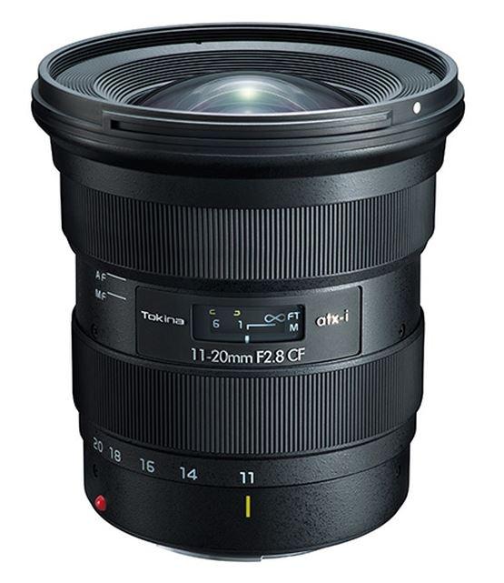 Tokina AT-X-i 11-20mm 2.8 CF Canon