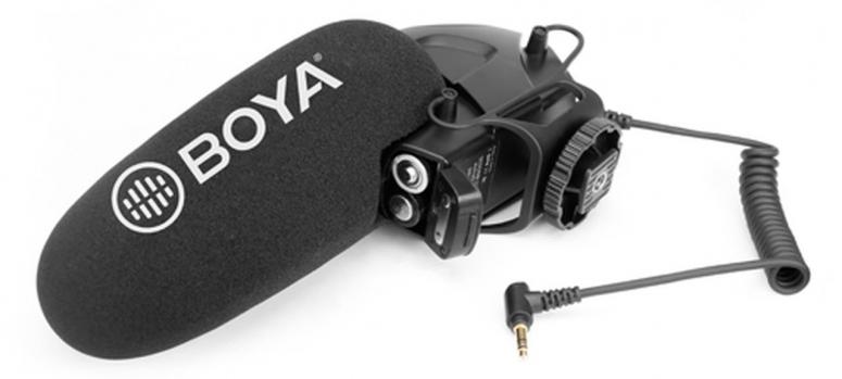Boya BY-BM3030 Aufsteckmikrofon