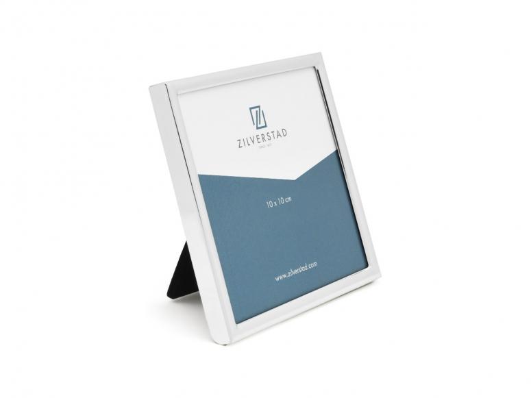 Zilverstad Metallrahmen 6149670 Sweet Memory glänzend 10x10cm silber