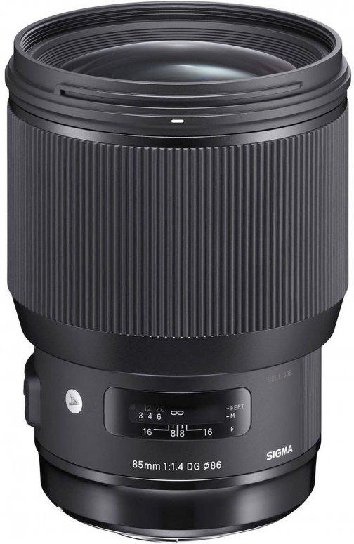 Sigma 85mm f1,4 DG HSM Art Canon