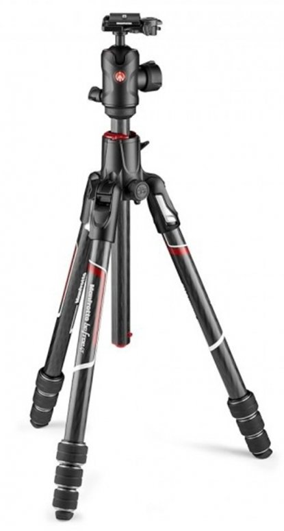 Manfrotto Befree GT XPRO Kit Carbon