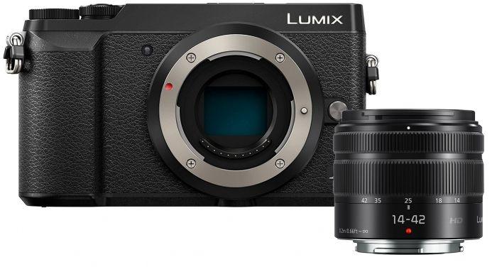 Panasonic Lumix DMC-GX80NEGK + 14-42mm f3,5-5,6 II