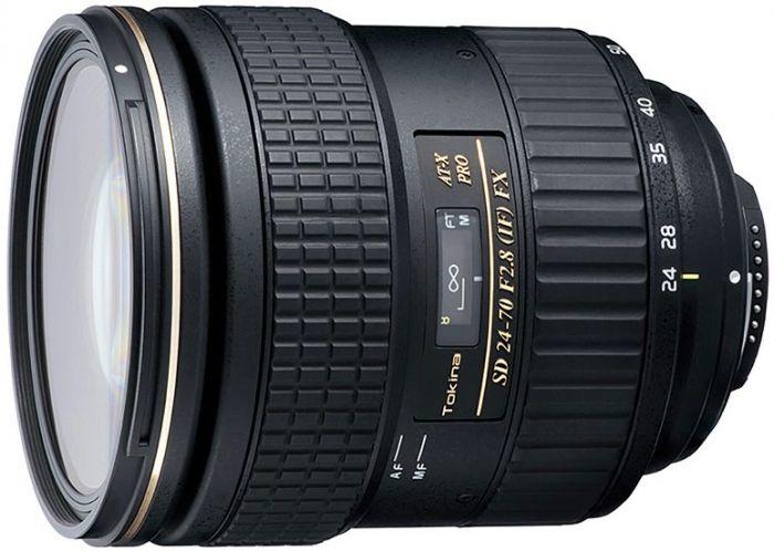 Tokina AT-X 24-70mm F2.8 PRO FX Canon