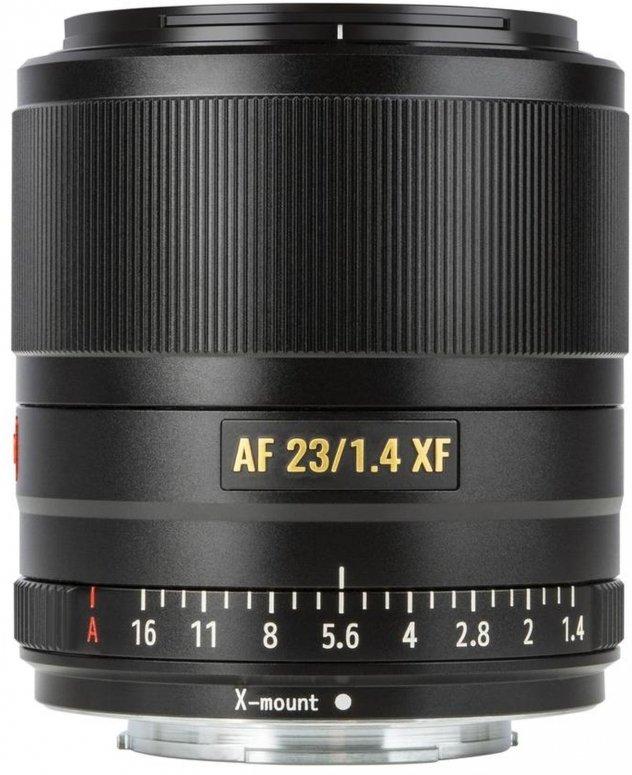 Viltrox FX 23mm f1,4 AF Fuji X-Mount