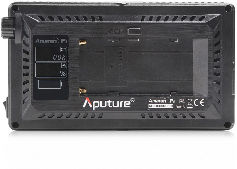 Aputure Amaran AL-F7 Bi Color LED-Videoleuchte