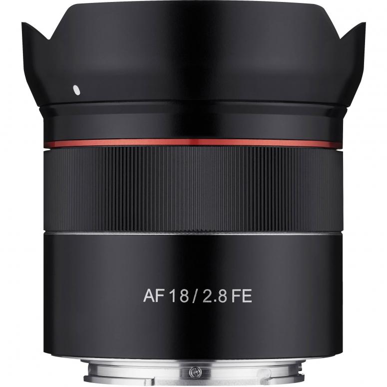 Samyang AF 18mm F2,8 FE für Sony E