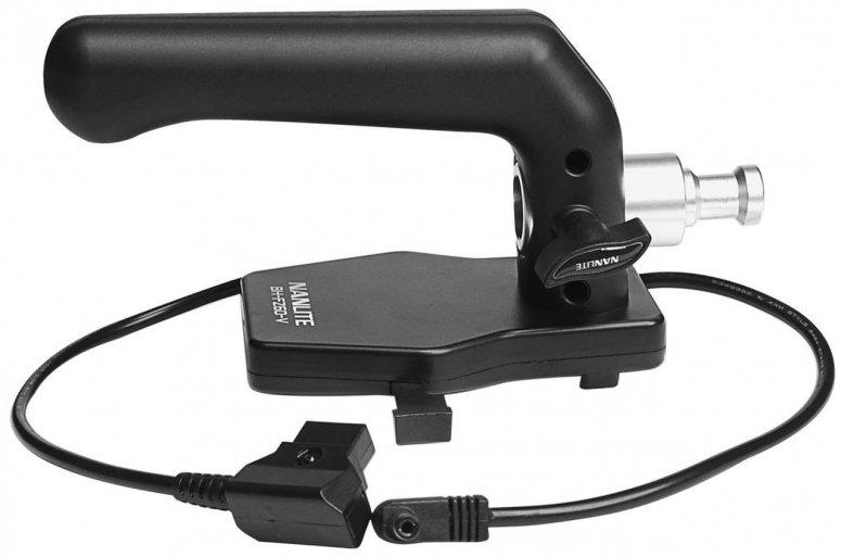 NANLITE Akku-Handgriff BH-FZ60-V für Forza 60