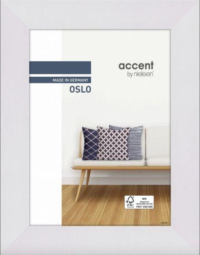 Nielsen Holzrahmen 299268 Oslo 18x24cm weiß