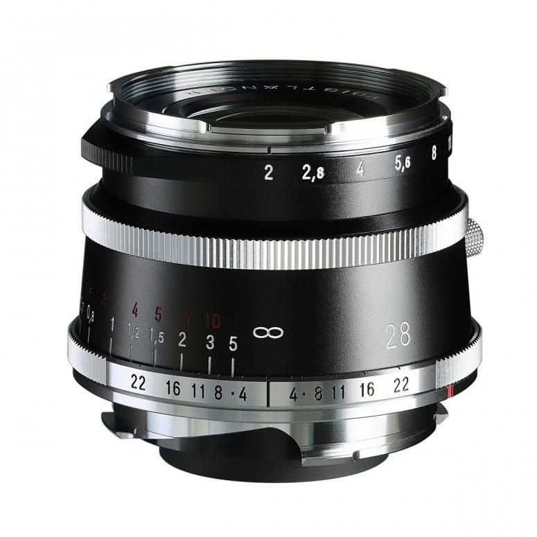 Voigtländer Ultron 2,0/28 mm Type I VM asphärisch, schwarz, Leica M