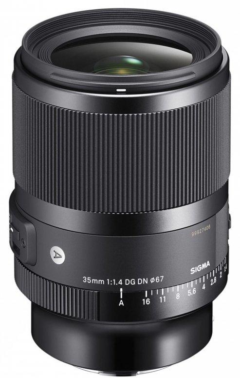 Sigma 35mm f1,4 DG DN (A) Sony-E
