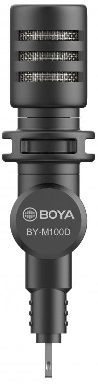 Boya BY-M100D Omni-direktrionales Mikrofon für Lightning