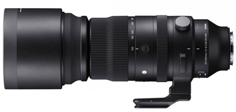 Sigma 150-600mm f5-6,3 DG DN OS [S] L-Mount