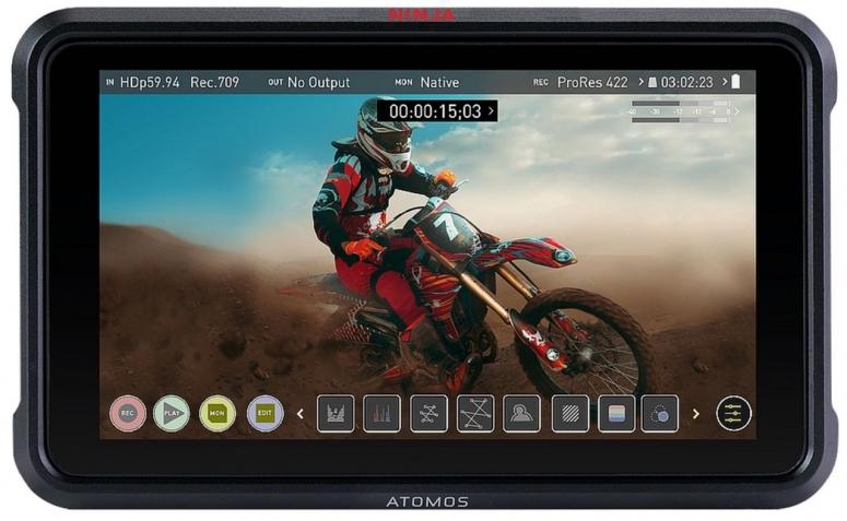 Atomos Ninja V Pro Kit 5 Monitor